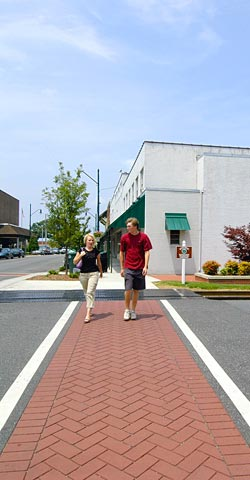 Crosswalk users