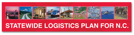 Statewide Logistics Plan for N.C. header