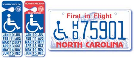 Image of Handicap Placard