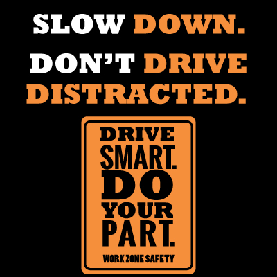 Drive Smart. Do Your Part logo