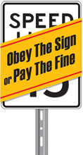 Obey The Sign