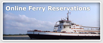 Online Ferry Reservations