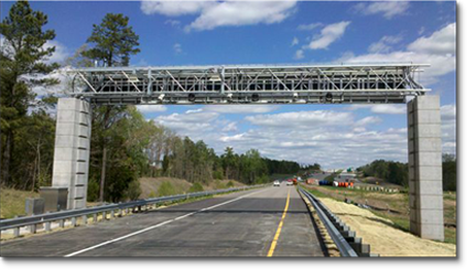 NC Toll Road Photo