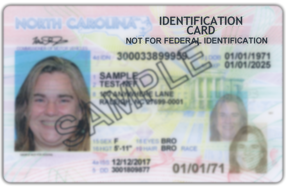 official ncdmv n c real id