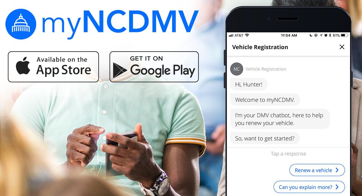 Official NCDMV: MyNCDMV Online Payments