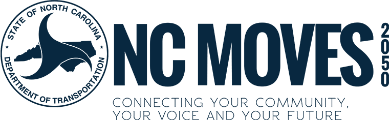 NC Moves 2050 - Connecting your community, your voice, and your future