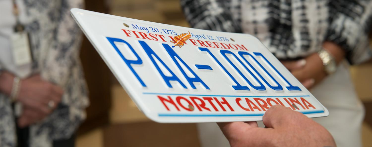 nc drivers license plate lookup