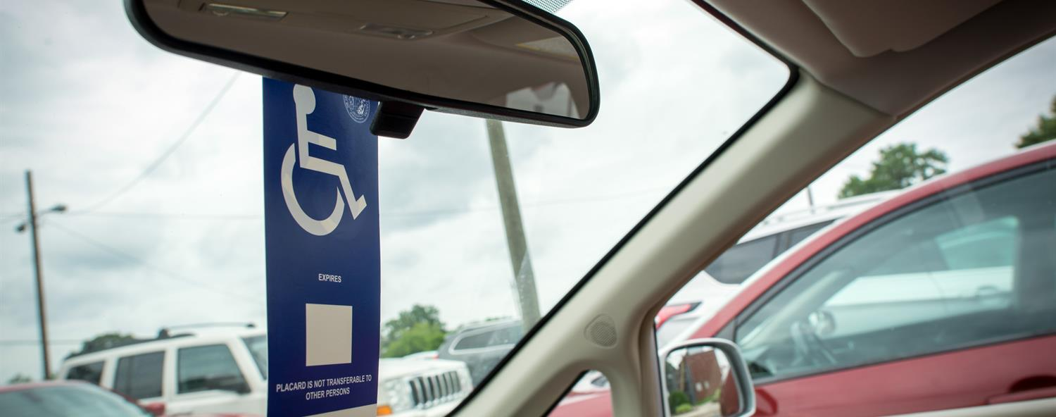 Disability Placard
