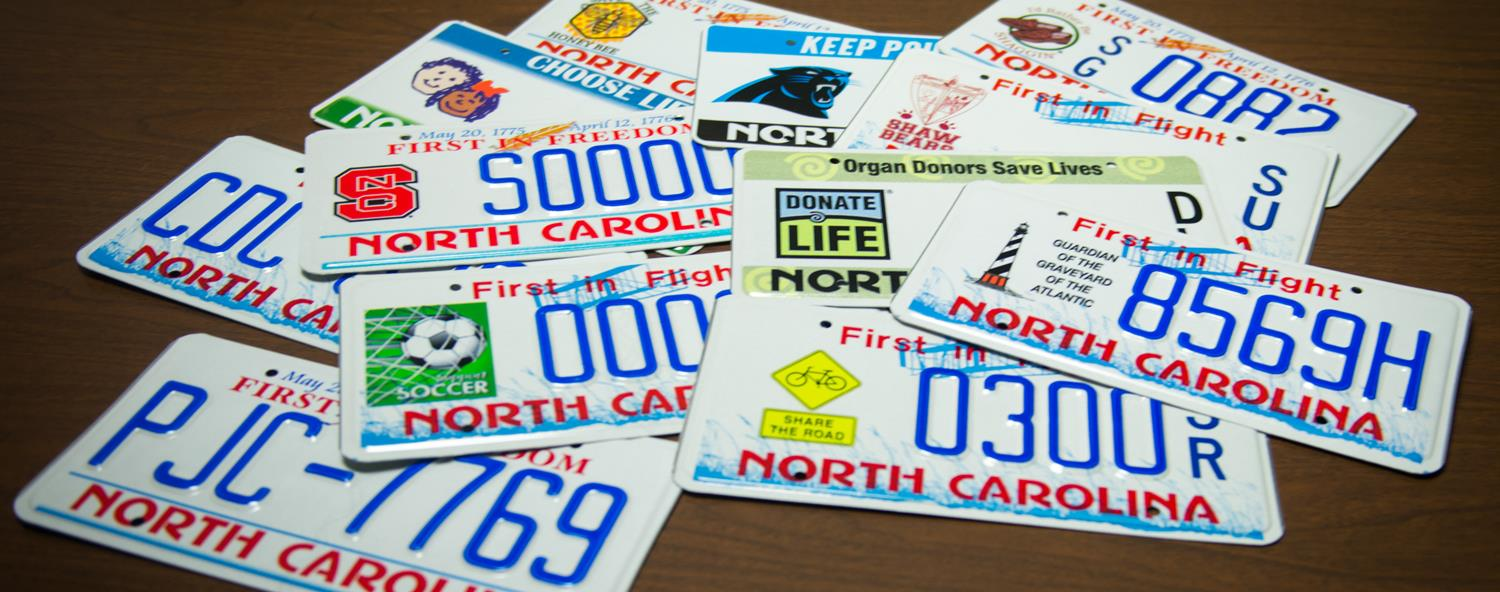 Official Ncdmv Personalized License Plates