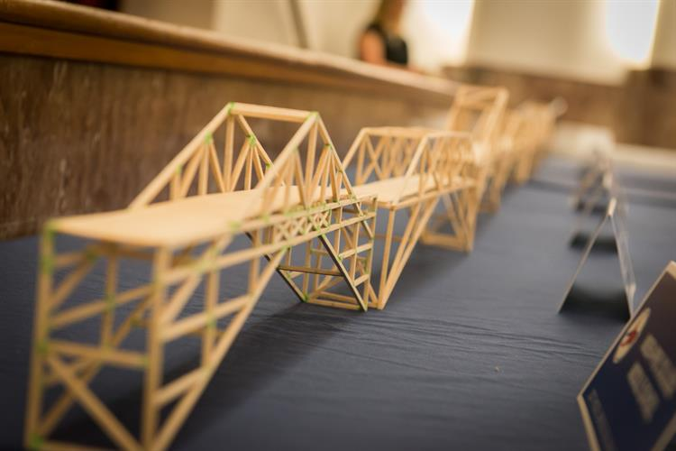 ncdot  model bridge building competition