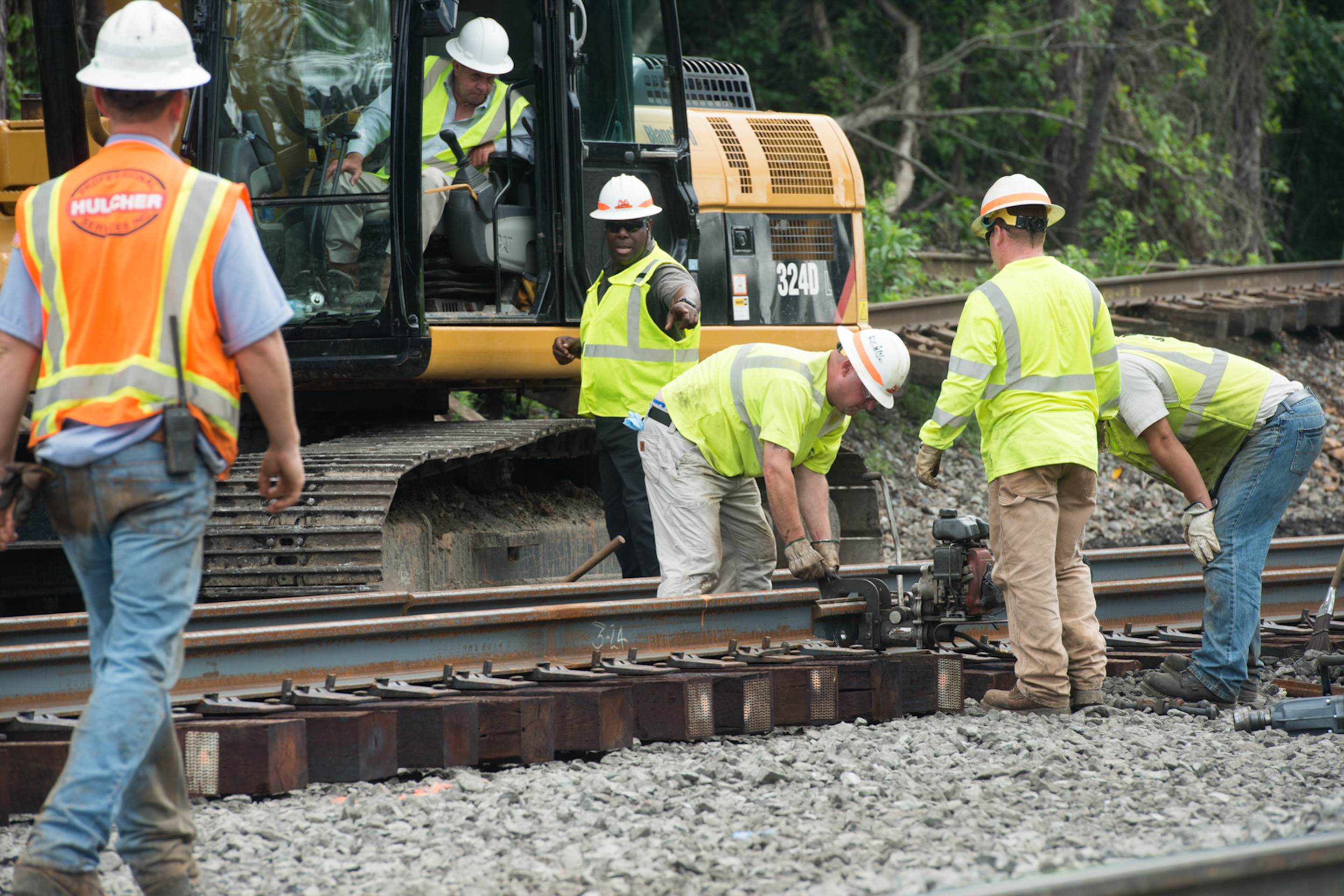 NCDOT Rail Projects