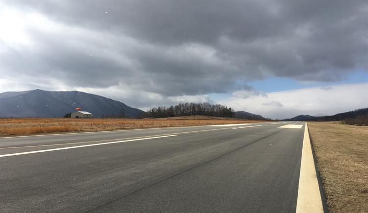 Ashe County Airport in Jefferson