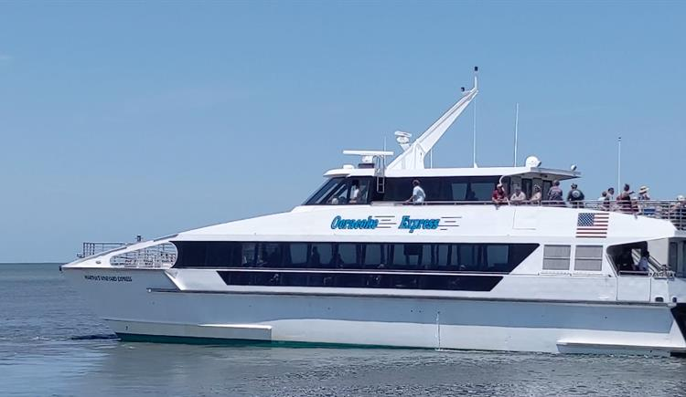 Ocracoke Passenger Ferry Makes Schedule Change June 16