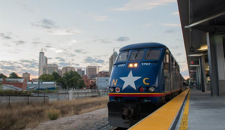 Department Receives Federal Grant for Passenger Rail Upgrades