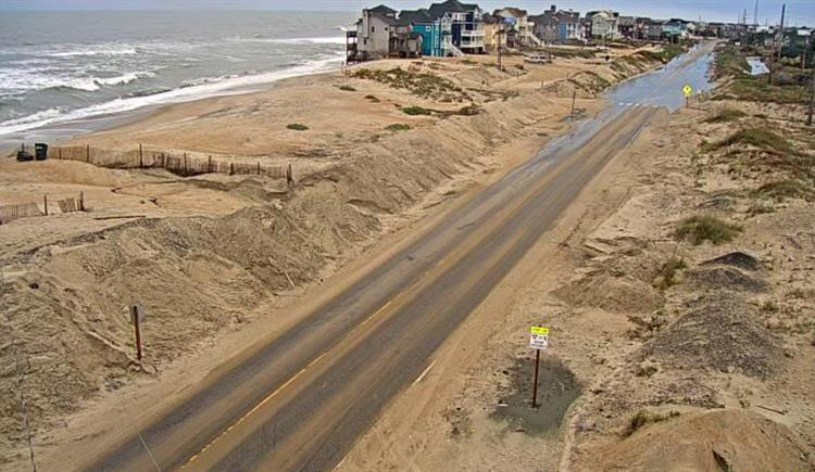 N.C. 12 Dune Repairs Begin: Lane Closures Expected Through the Week