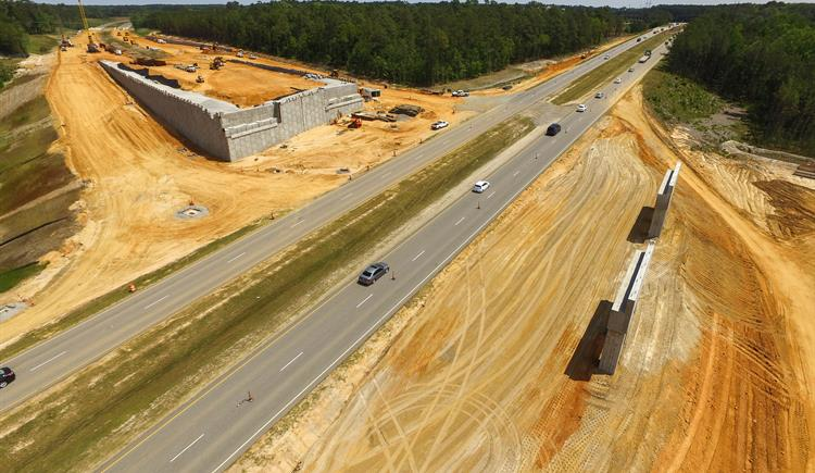 Faytteville Outer Loop requires Raeford Road closure