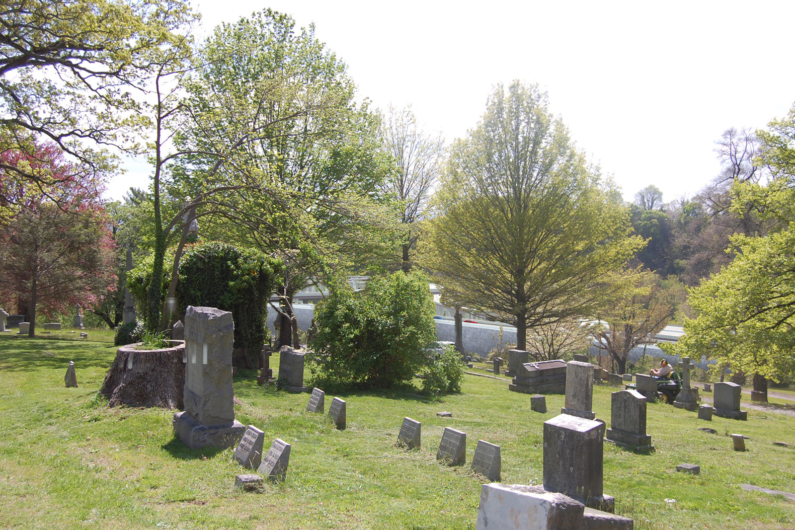 Riverside Cemetery viewpoint 3 proposed