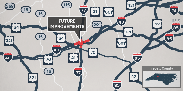 NCDOT: High-Profile Projects & Studies